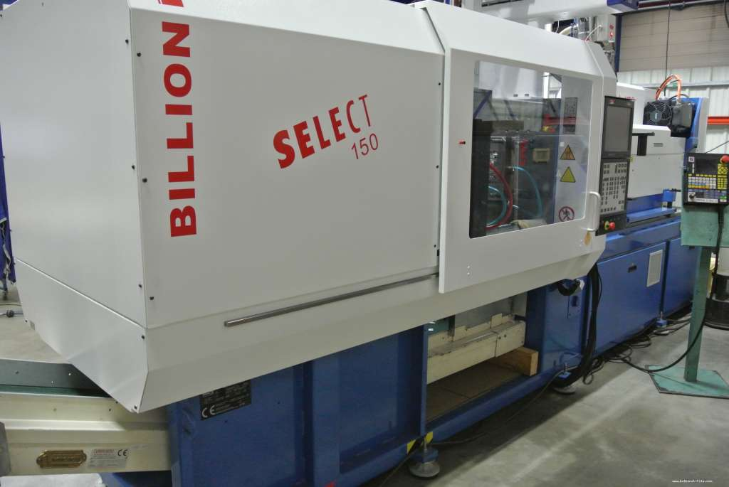 PRESSE A INJECTER BILLION H470/150 SELECT
