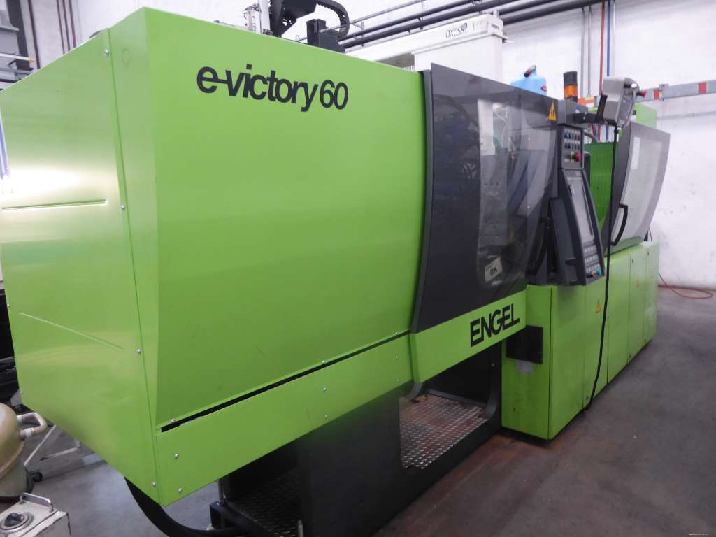 PRESSE A INJECTER ENGEL E-VICTORY