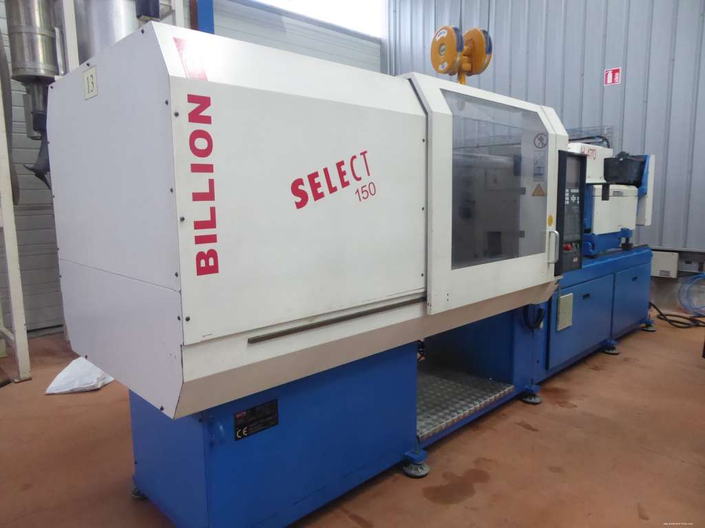 PRESSE A INJECTER BILLION SELECT H470/150